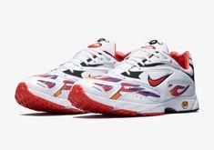 ab358275ec0 Supreme x Nike Zoom Streak Spectrum Plus Releasing On June