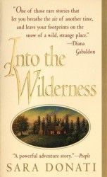 Sara Donati - Into the Wilderness Series = AWESOME