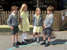 Primary school uniform twentyfirst Century (UK)