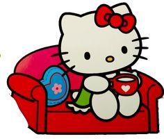 Hello Kitty, Anime Rules, Kitty Wallpaper, Kawaii Drawings, Sanrio, Beer, Clip Art, Coffee, Life