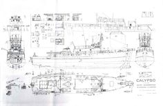Blueprints of the Calypso