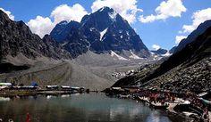 manimahesh lake trek bharmour