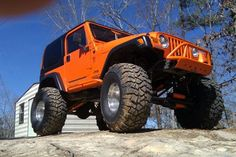 jacked up jeep wrangler | 1997 Jeep wrangler TJ $10,000 Possible Trade - 100292482 | Custom ...