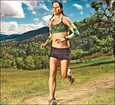 Jenn Shelton - ultramarathon legend! This chick rocks!