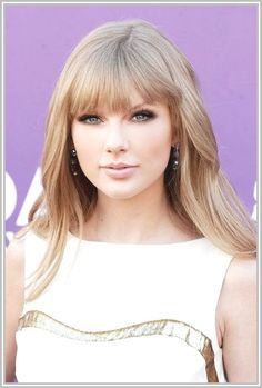 Taylor Swift Hair Color 2012