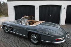 1958 Mercedes-Benz 300 SL