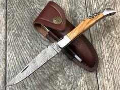 Damascus Chef Knives, Damascus Blade, Damascus Knife, Damascus Steel, Wood Knife, Shaving Razor, Edc Knife, Steel Wool, Knife Sharpening