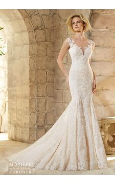 08bbb4498b Wedding Dresses and Bridal Gown Collections at Morilee Wedding Dress  Necklace