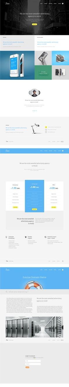 Studio theme is a well customizable template with robo framework and retina ready. It is easy to use and 100% responsive. Studio template included 6 home page version and 32 pages. This template can be used for creative studio websites and others creative…