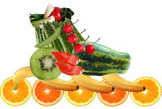 Performance Nutrition 101: Eat to Skate: Food for inline skating