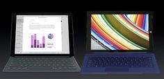 iPad Pro vs Surface Pro 3: la lucha por dominar el sector empresarial