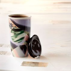 Double Wall Traveler - Marble, 12 fl oz | Starbucks® Store
