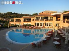 #Hotel #Marinedda del gruppo Delphina a #IsolaRossa #Sardegna
