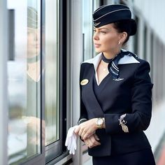 Les plus beaux uniformes d'hôtesses de l'air ?