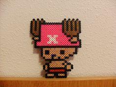 Tony Tony Chopper One Piece Perler Beads  by KawaiiLittlePresents