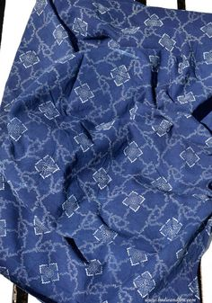 Limited Edition Indigo Linen throw, Maze — Bodie and Fou - Award-winning inspiring concept store