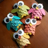 TP Roll Owl Pillow Boxes