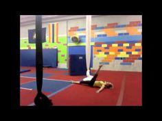 Aerial Conditioning - exercises you can do at home to improve your aerial skills