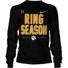 079b2cc8a Clemson Tigers Nike College Football Playoff 2018 Champions T-Shirts  #fashion #clothing #