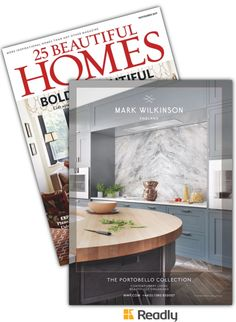 Suggestion about 25 Beautiful Homes Magazine Nov 2017 page 2 25 Beautiful Homes, House And Home Magazine, Kitchens, Contemporary, Kitchen, Cucina, Stove, Cuisine