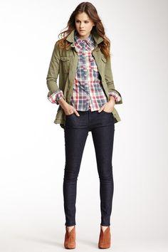 Koral Los Angeles Denim Skinny Fit Jean on HauteLook