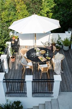 Outdoor Spaces, Outdoor Living, Fresco, Outdoor Settings, Patio Design, Home Deco, Beautiful Homes, Building A House, Home And Garden