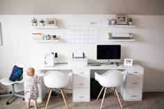 office playroom. Wonderful Office Home Modern Office Playroom Combo To
