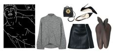 """""""how do you like me now?"""" by ahessah on Polyvore featuring Guild Prime, 3.1 Phillip Lim, Chanel and Balmain"""