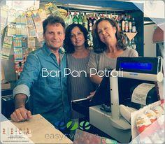 Grazie al sistema Punto Cassa Evoluto Touch Easy Evolver ,anche Sara , Roberto e Irina gestire Bar ,tabacchi sempre aggiornabile e gestire le vendite dei  G&V  è più semplice e veloce.  #Touch #easyevolver #Bar #prezzitabacchi #gratta&Vinci