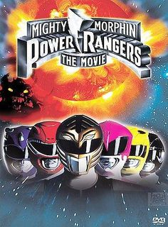 Mighty Morphin Power Rangers: The Movie! I loved Power Rangers when I was a little girl! Internet Movies, Movies Online, Top Movies, Movies To Watch, Family Movies, Johnny Yong Bosch, Jason David Frank, Power Rangers Movie, Adventure Film