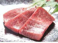 3日目 湯の峯荘:美熊野牛の希少な部位 「ミスジ」です   ミニステーキコースで食べれます