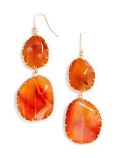 Pretty boho drop earrings http://rstyle.me/~2aNRp