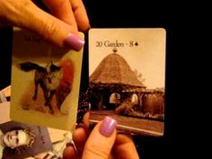 Starting with Lenormand- Beginner Class on Pairing Cards