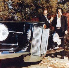 Elvis 1971 Stutz