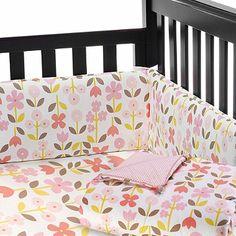 Dwell Studio® Rosette Blossom Nursery Collection Separates - BedBathandBeyond.com