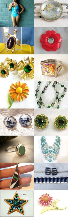 It's Saturday! Let's go take a walk on the beach! EcoChic Team Treasury by Angie Sandoval on Etsy--Pinned with TreasuryPin.com