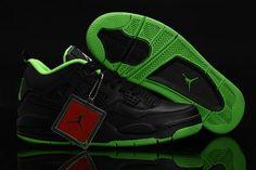 Air Jordan Shoes, jordan 4 black and green Cheap Jordans For Sale, Jordan Shoes For Sale, Cheap Jordan Shoes, New Jordans Shoes, Nike Air Jordans, Air Jordan Shoes, Cheap Shoes, Green Jordans, Retro Jordans
