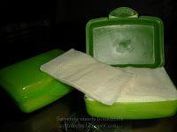 Codul Rosu: Servetele Umede - Retete