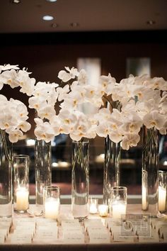 Ideas Wedding Flowers Centerpieces White Orchids For 2019 Ideas Wedding Flowers Centerpieces White Orchids For 2019 Geometric Hexagon Wedding Table Numbers Wedding Reception Entrance, Wedding Reception Decorations, Wedding Table, Wedding Ideas, Reception Backdrop, Wedding Inspiration, Backdrop Ideas, Wedding Gifts, Decor Wedding