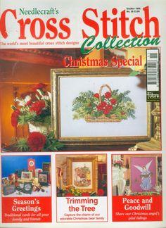 (1) Gallery.ru / Фото #1 - Cross Stitch Collection 026 октябрь-ноябрь 1996 - tymannost