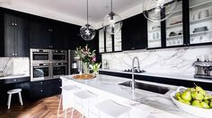 Classic but contemporary kitchen