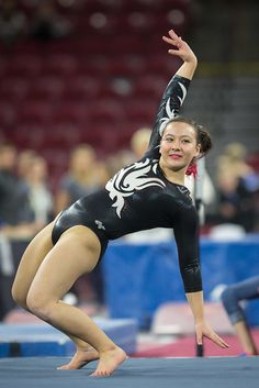 2015 Mountain Rim Gymnastics Conference Championships Acrobatic Gymnastics, Artistic Gymnastics, Gymnastics Girls, Gymnastics Costumes, Gymnastics Leotards, Dancer Photography, Female Volleyball Players, Athletic Events, Gymnastics Pictures