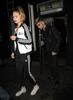 Zayn Malik and Gigi Hadid leave The Nice Guy in LA as Zayn releases clip of new song Late Nights on Twitter|Lainey Gossip Entertainment Update