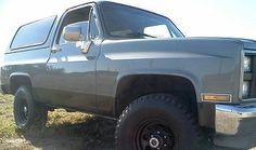 My 98 Blazer - Blazer Forum - Chevy Blazer Forums C10 Chevy Truck, Lifted Trucks, Cool Trucks, Chevy Trucks, Chevy Blazer K5, S10 Blazer, Jeep 4x4, Girls Driving, Square Body