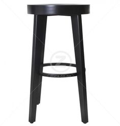 Innsbruck Bentwood Barstool 75cm - Black | ZUCA | Homeware, Chairs, Replica Furniture, Barstools & Office Furniture in Wellington, New Zealand