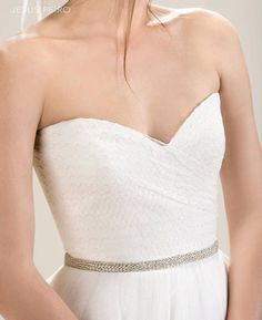 Vestido novia Jesús Peiró Ref.7030 JESUS PEIRO gown  MIRTILLI COLLECTION 2017