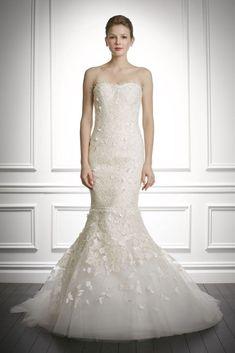 Carolina Herrera: bride's Modern Times