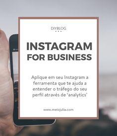 DIYBlog • Impulsione seu blog configurando seu Instagram para analisar tudinho de uma maneira mais fácil. A ferramenta ajuda as blogueiras e marcas e tamb´me tem estatísticas incríveis que você pode analisar para ganhar mais engajamento.