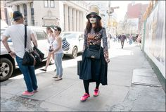 The Urban Vogue: Incognito