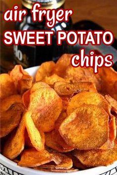 Air Fryer Recipes Vegetarian, Vegan Recipes Easy, Cooking Recipes, Diet Recipes, Vegan Snacks, Yummy Snacks, Fast Dinner Recipes, Plant Based Recipes, Vegetable Recipes
